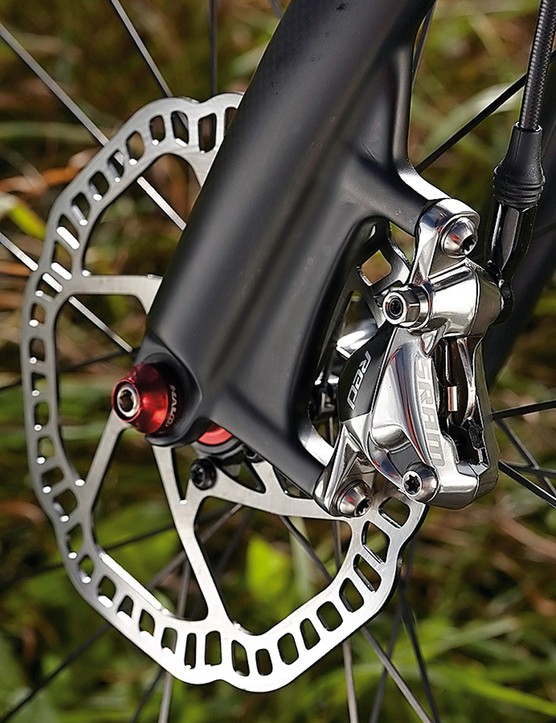 Hydraulic discs – the next big thing, now