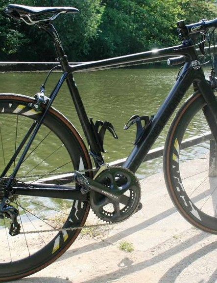 The Deus Cycleworks Carby road bike