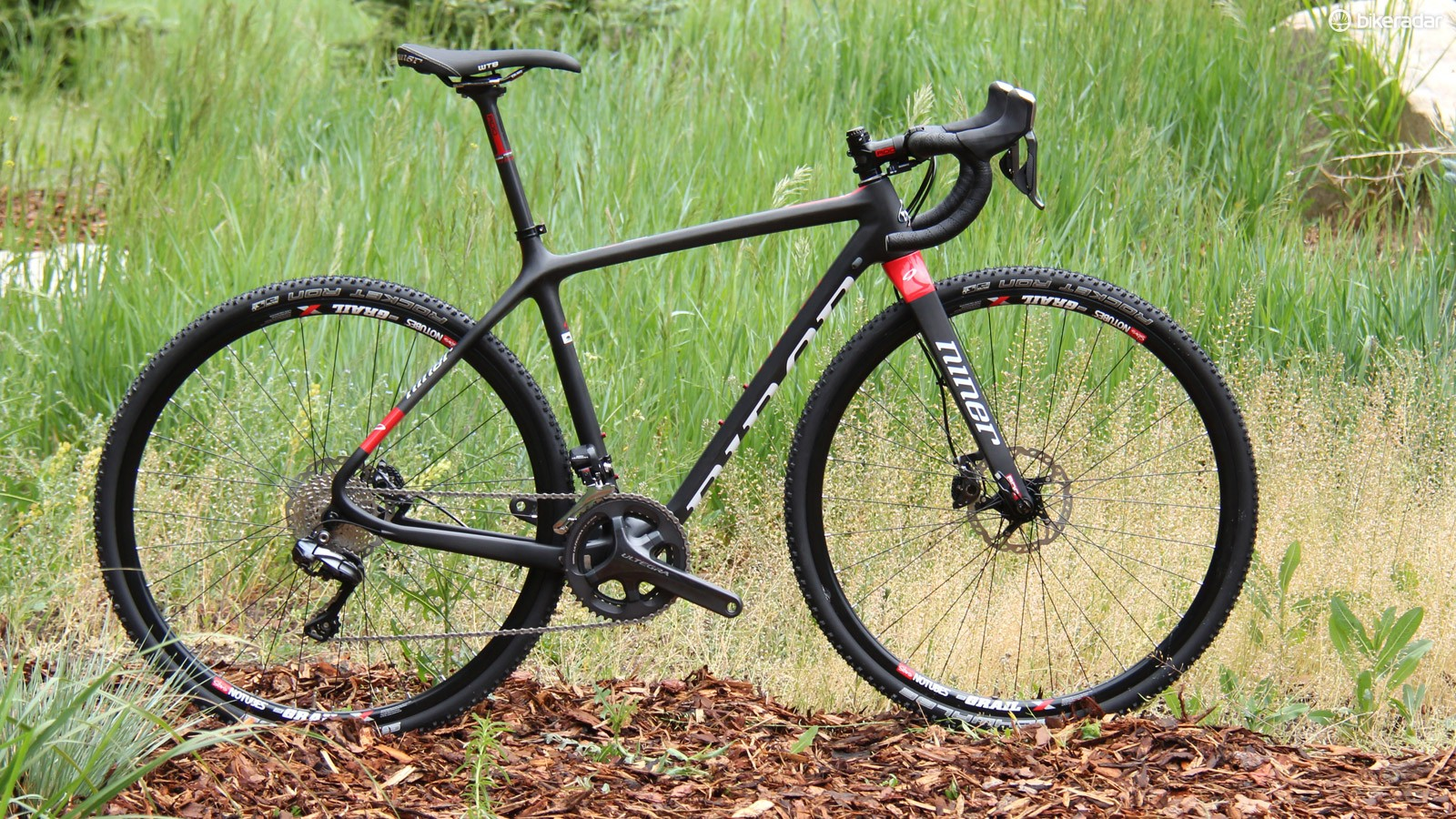 """Dubbed BSB 9 for """"Blood, Sweat and Barries,"""" Niner's first cyclocross bike will be available in August"""