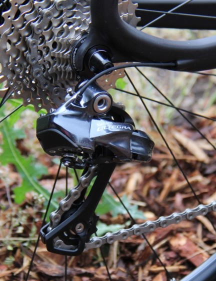 The top BSB 9 build will feature Ultegra Di2