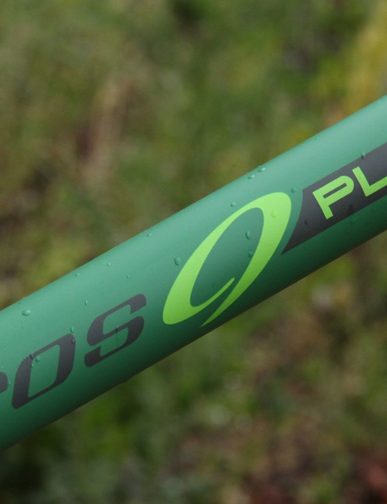 The ROS 9 Plus is still in development. We expect to learn specifics on frame geometry, pricing and availability later this summer