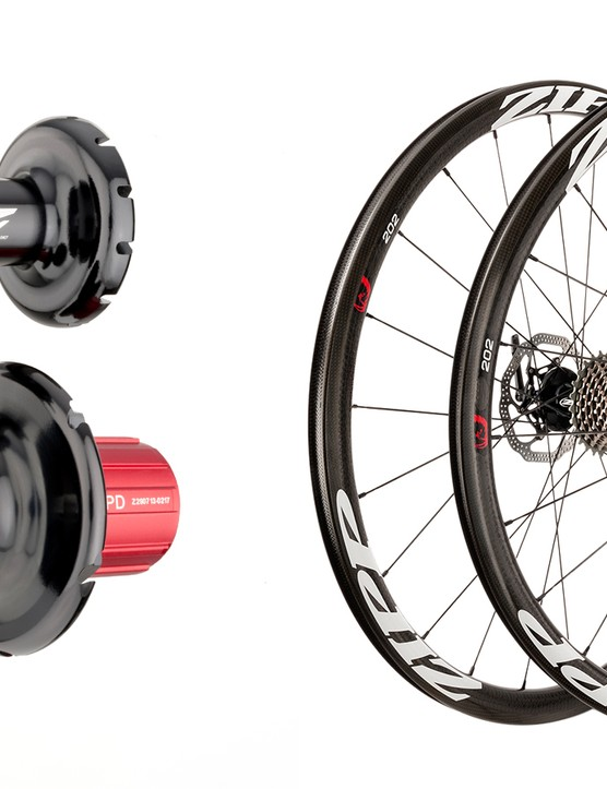 Zipp will have a disc-brake 202 this July