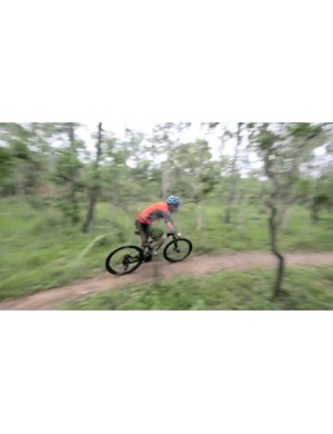 The Davies Creek trails of Mareeba are a great place for an easy pedal in the bush
