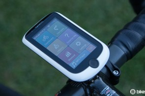 Magellan Cyclo505 - big in size but even bigger in features