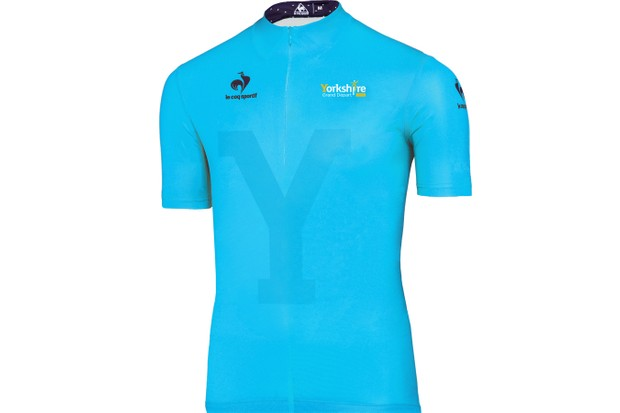 The commemorative grand depart jersey