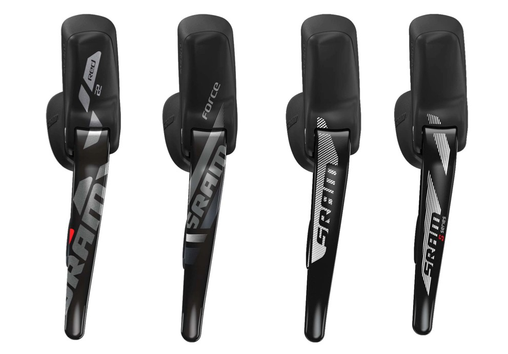 For 2015, SRAM will have four HydroR road shifters. The Red, Force and Rival will be part of complete 11-speed groups, the S Series 10-speed levers can be retrofitted to existing 10-speed groups