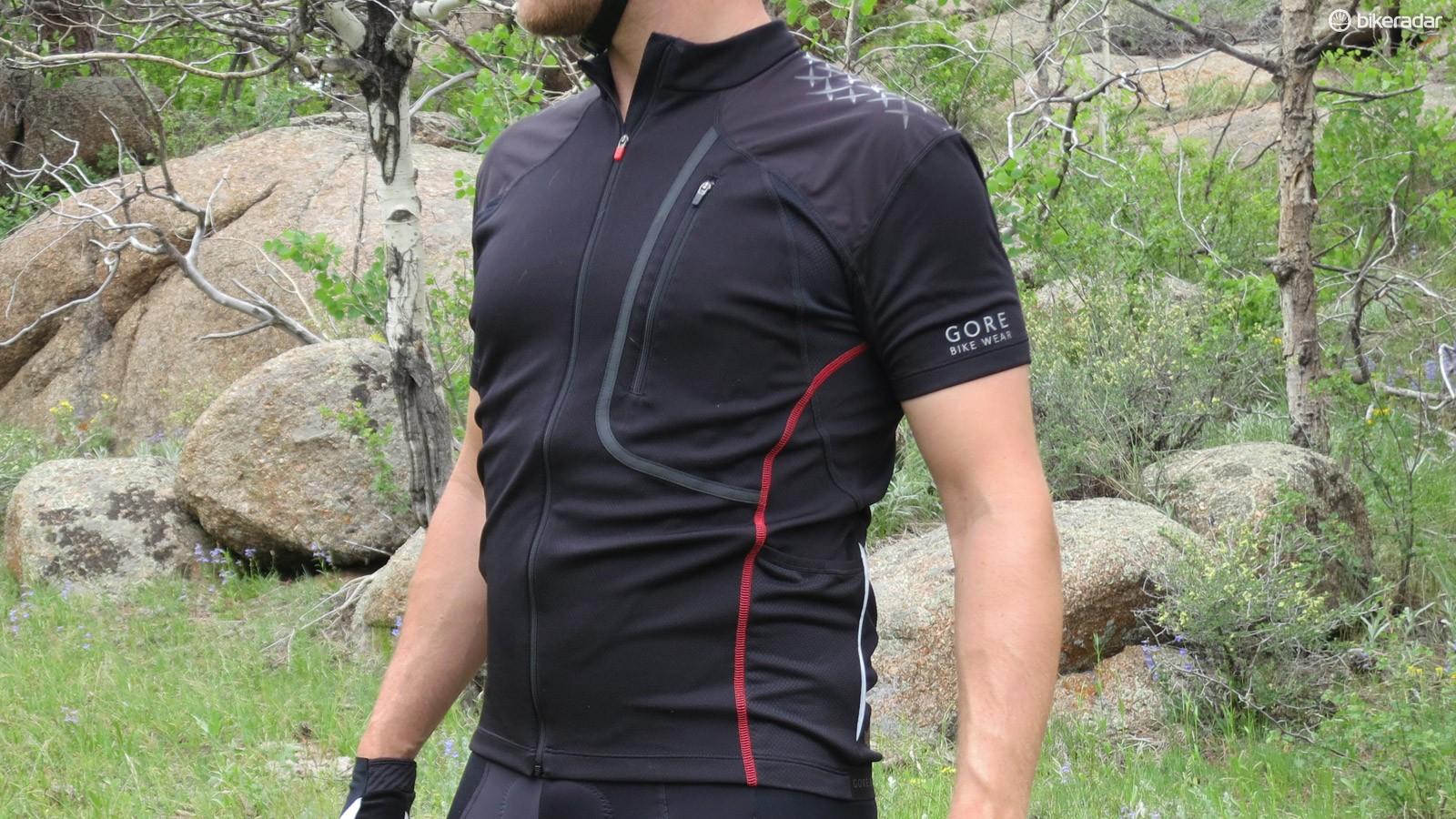 Gore's ALP-X 3.0 jersey