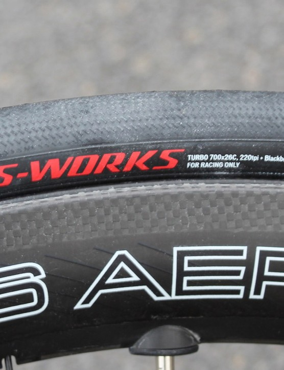 Specialized S-Works Turbo 26mm