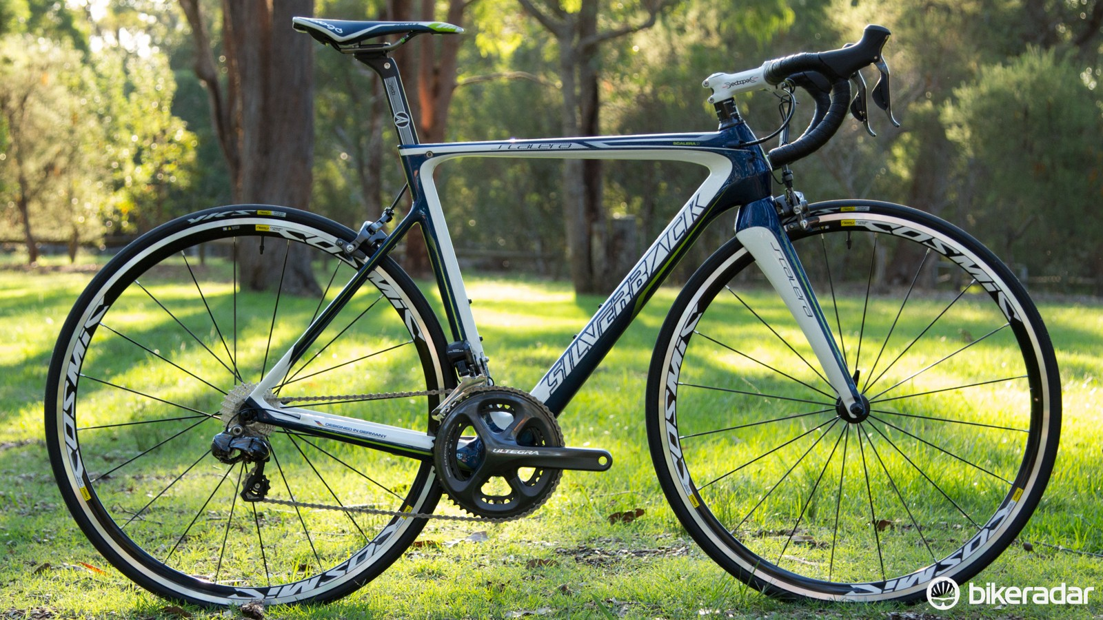 Silverback Scalera 2 - ready for some hard, fast riding