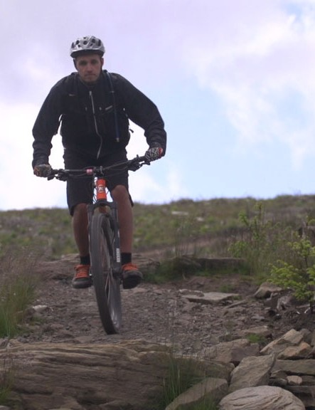 Learn core mountain biking skills at BikePark Wales