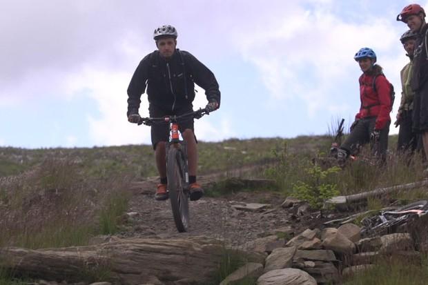 Learn core mountain biking skills at BikePark Wales