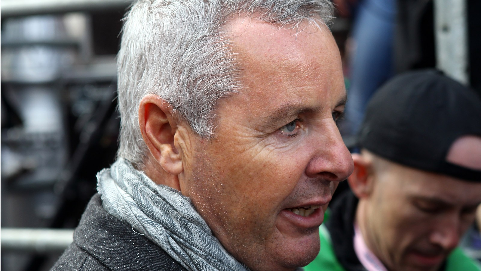 Stephen Roche is competing in the Prudential RideLondon event