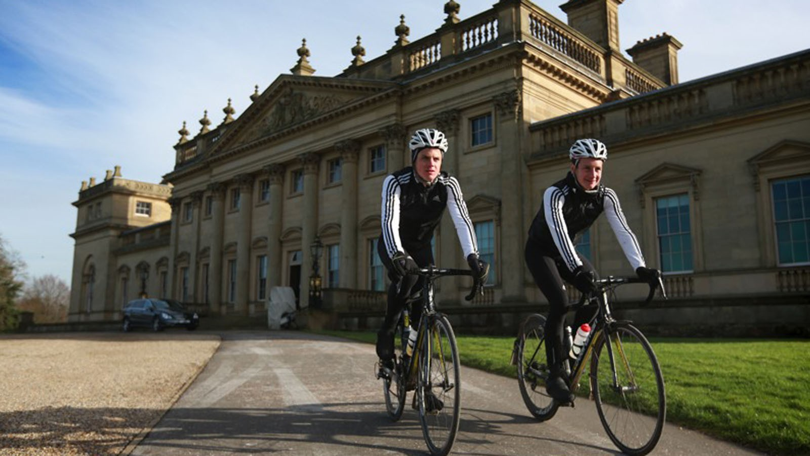 The Brownlees are Dare2B Yorkshire Festival of Cycling ambassadors