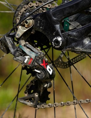 Batter this derailleur against a rock and your wallet may be squealing in pain