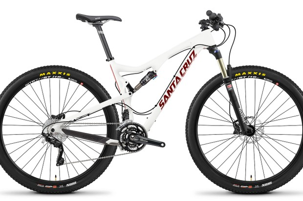 Carbon Santa Cruz bikes, such as this Tallboy C are set to drop in price thanks to the new 'Carbon' range