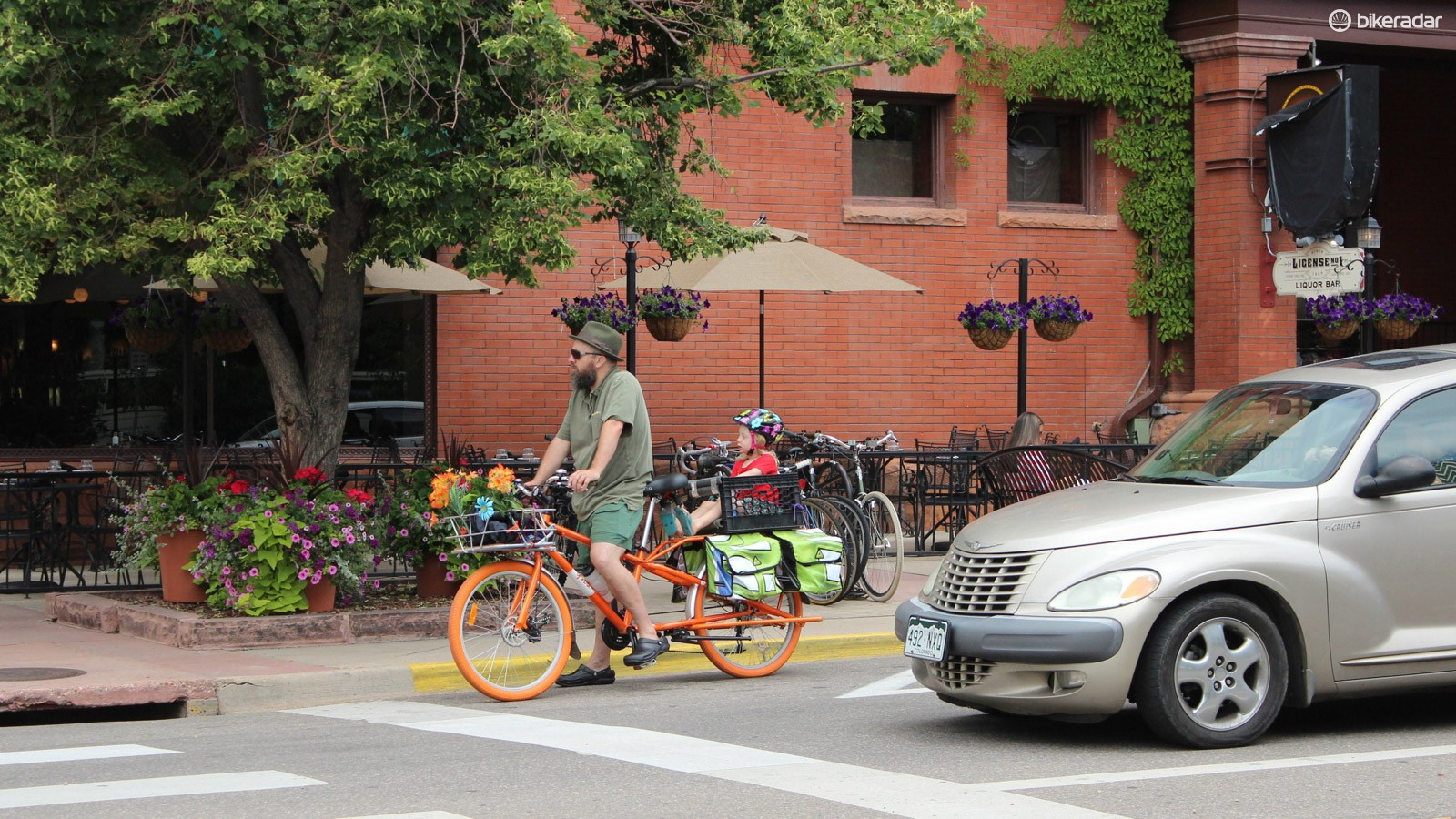 The CU study took place in Boulder, Colorado, which has a high percentage of cyclists compared to the rest of the United States