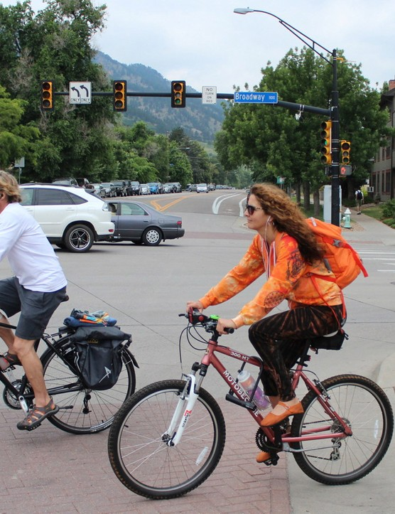 The more often drivers see cyclists on the roads, the less likely accidents are to occur, the study found