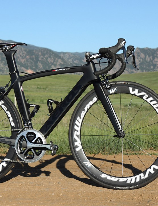 The Williams Aeros Genesis may essentially be an open-mould design but it's a pretty good one with a far better ride quality than we expected plus excellent handling manners. Some details need to be ironed out, though
