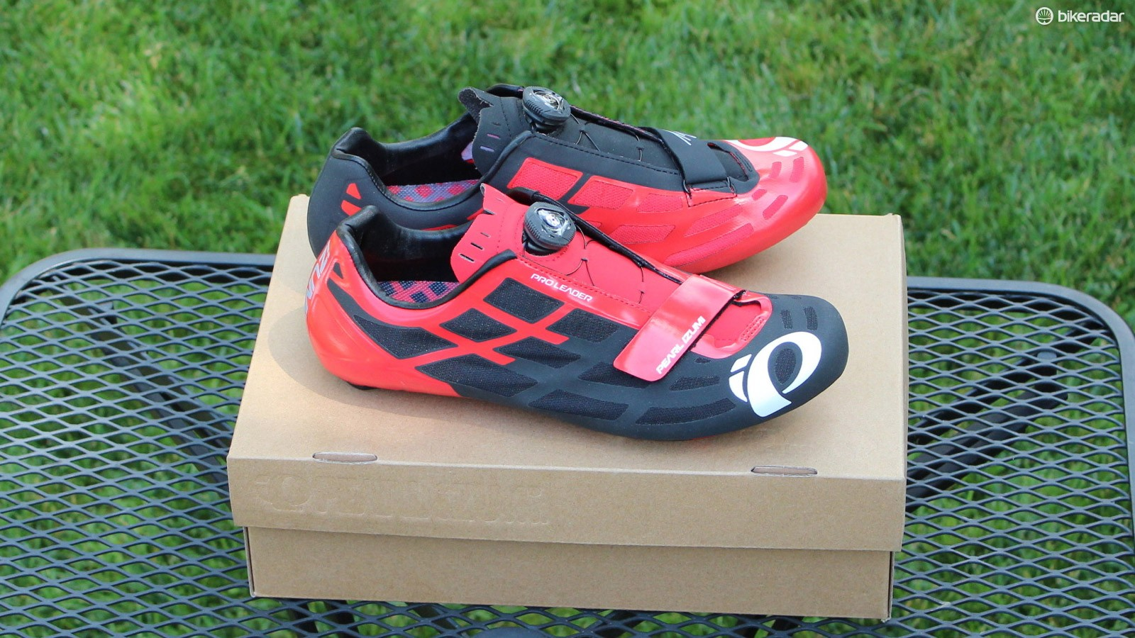 Our test 45.5 size weighed 268g per shoe