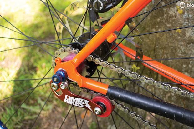 Single speed conversion kit road bike