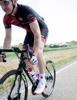 SRAM Rival 22 HydroR with disc brakes is the most economical 11-speed hydraulic group