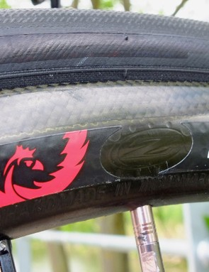 We tested the Rival 22 disc group with Zipp's new 202 disc clinchers