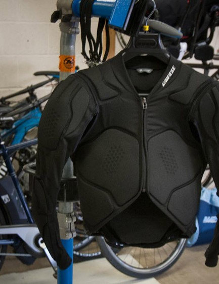 Dainese Rhyolite body armour jacket
