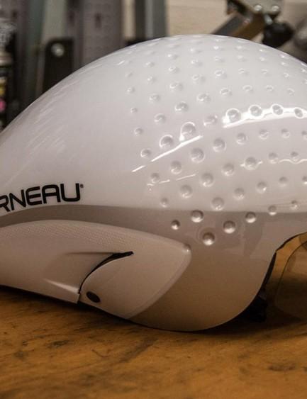 Louis Garneau P-09 TT helmet