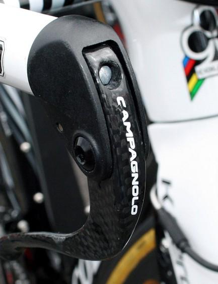 Campagnolo TT brake levers