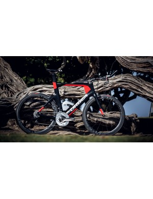 Orbea's new Ordu OME is hailed as a 'mass market' aero triathlon bike