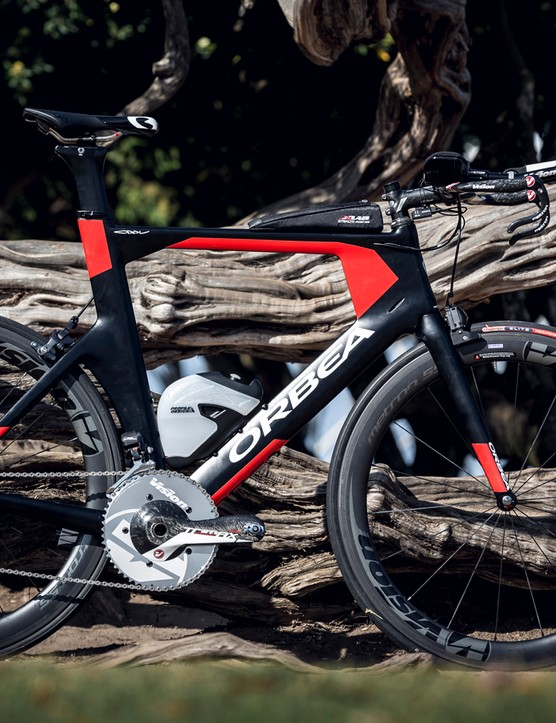 Orbea's new Ordu OME is hailed as a 'mass market' aero triathlon bike