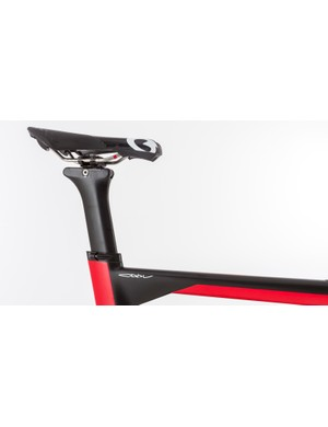 We weren't fans of the Zero Tri T2.0 saddle, but most testers found it comfortable