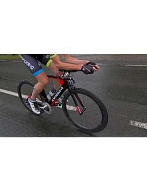 The Ordu OME is aimed at amateur triathletes and time triallists – although it's also UCI-legal