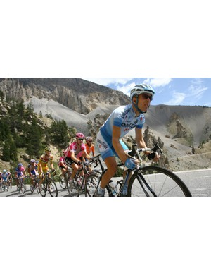 Mountain categories are decided by the severity of the climb and its position in the stage, among other things