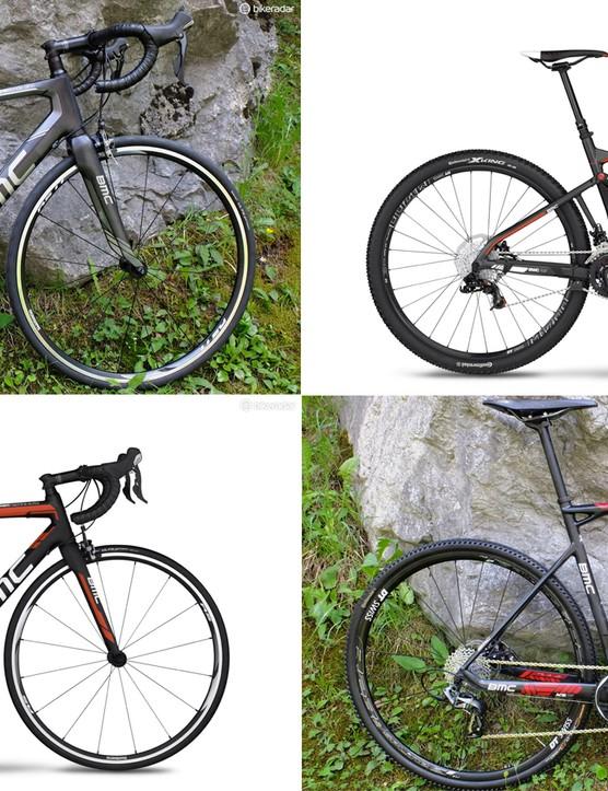 BMC has four new bikes for 2015