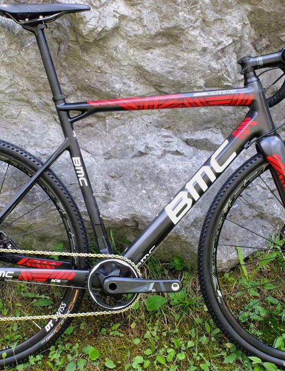 Brand new from BMC is the CX01 Crossmachine
