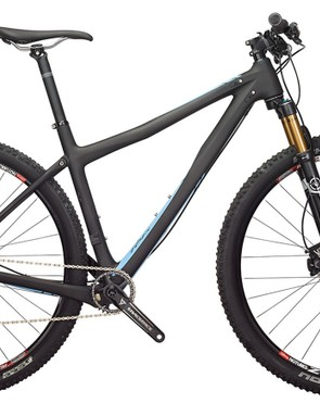 The Ibis Tranny 29 will be offered as frame only and in a range of complete build bikes