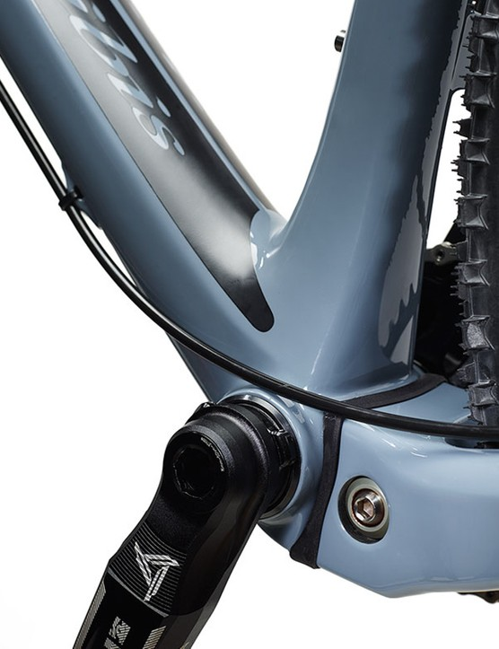 A closer look at the Ibis chain slot