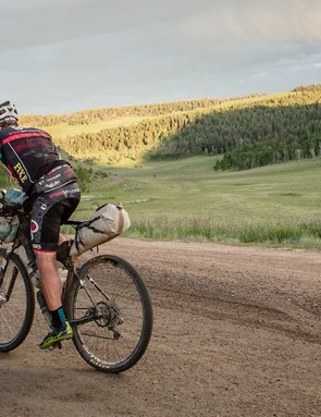 The Ibis Tranny 29 being put to the test, Jefe Branham is racing his at the Tour Divide