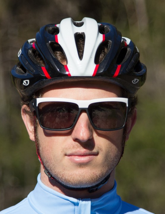Large lenses block plenty of wind. The style isn't for everyone, but many of our testers were fans