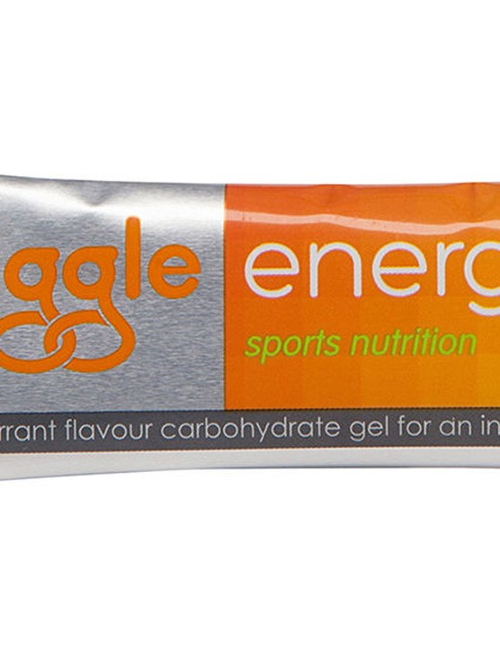 Wiggle's new energy gel