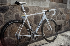 Trek tested the Émonda at the Dauphiné