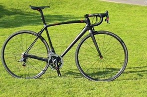 The Trek Émonda SLR 10 was revealed in Harrogate, England just ahead of the Tour de France