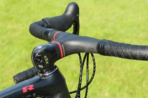 The Bontrager XXX bar/stem combo works for 'the vast majority of riders,' said Trek road bike manager Ben Coates