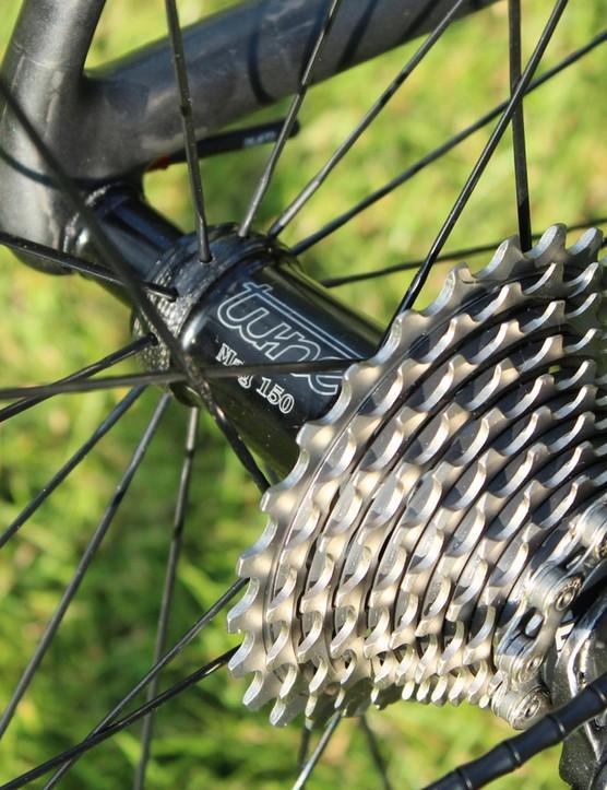 Tune MAG150 rear hub