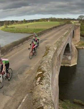 Would you be able to complete the 440-mile cycle trip from London to Edinburgh?