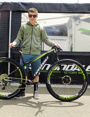 Anton Cooper might be only 19 but he's already raced pro for Trek and Cannondale, and has also been New Zealand's national champ