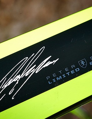 A signed, limited edition piece of art…