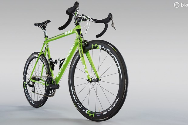 Cannondale Supersix Sagan LE