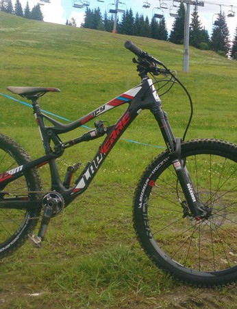 The Spicy Team is enduro race ready